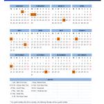 2016 Singapore Public Holidays Calendar
