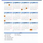 2016 England Public Holidays Calendar