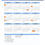 2018 England Calendar with Public Holidays