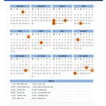 2016 South Africa Public Holidays Calendar