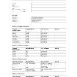 User Acceptance Test Plan Sheet