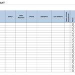 Applicant Checklist Form